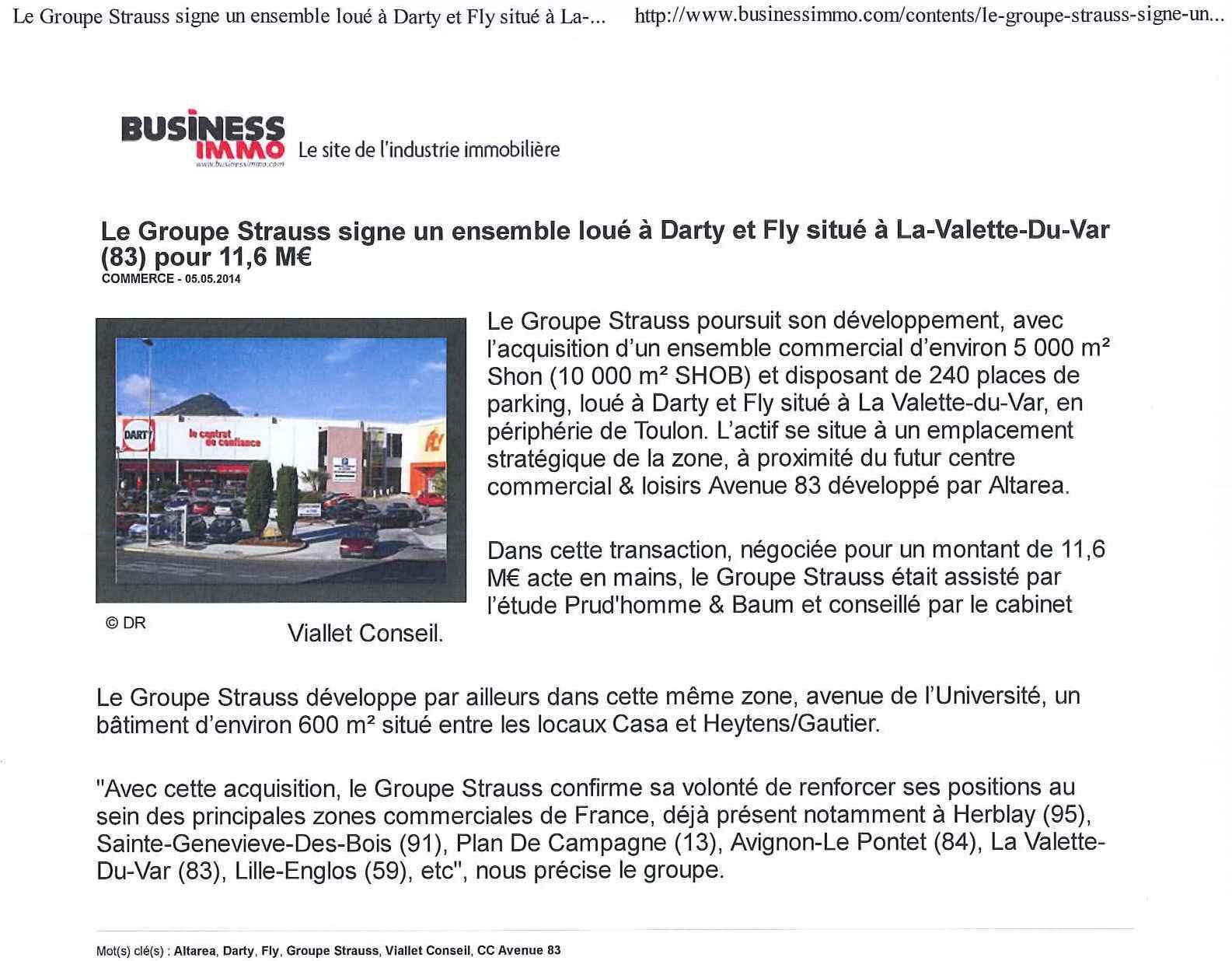 La Presse Parle De Nous Presse Actualité Antoine Viallet